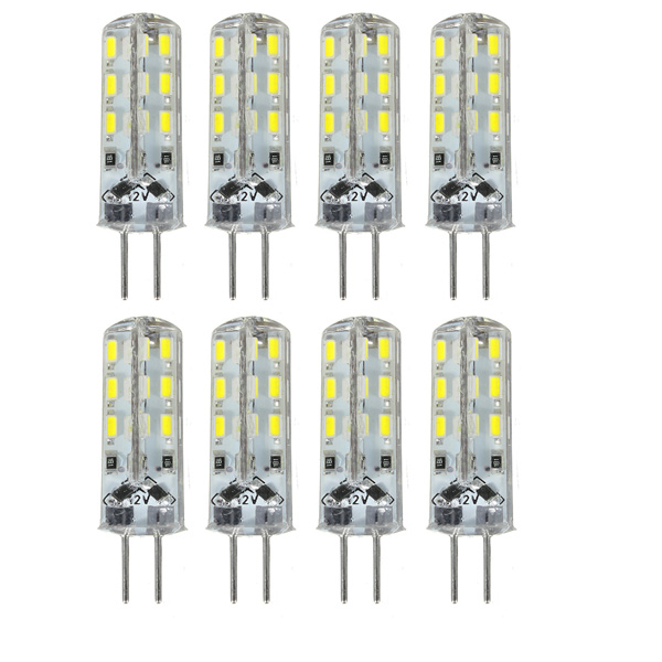 LED Lights For Home Led bulb SMD G4 DC12v 1.5w 3w 5w Lamparas Led Light Bulb 360 degree Chandelier Lighting Spotlight