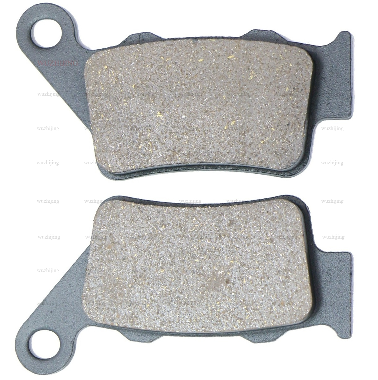 Disc Brake Pads Set for Pegaso 650 Factory (07-10) HUSABERG FS 450 650 C E (06-07)