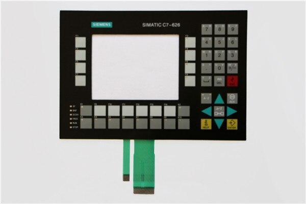все цены на 6ES7626-2DG04-0AE3 6ES7 626-2DG04-0AE3 Membrane Keypad For SIMATIC C7-626 Repair, HAVE IN STOCK онлайн