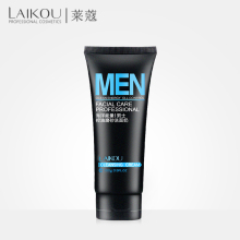Brand Korean LAIKOU Men Facial Cleanser Face Washing Moisturizing Man Skin Care Oil Control Blackhead Remove Cosmetics Norish