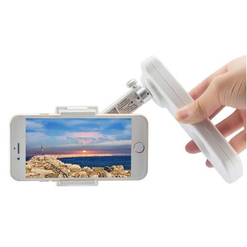 X-CAM SIGHT2 Smartphone Handheld Stabilizer 2 axis Brushless Gimbal Steadicam with Bluetooth For Iphone Samsung Huawei OnePlus