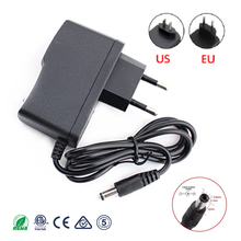 DC Power Supply 9V 1A AC 220V To 12V Adapter EU Plug 9 V Volt led strip TV Box