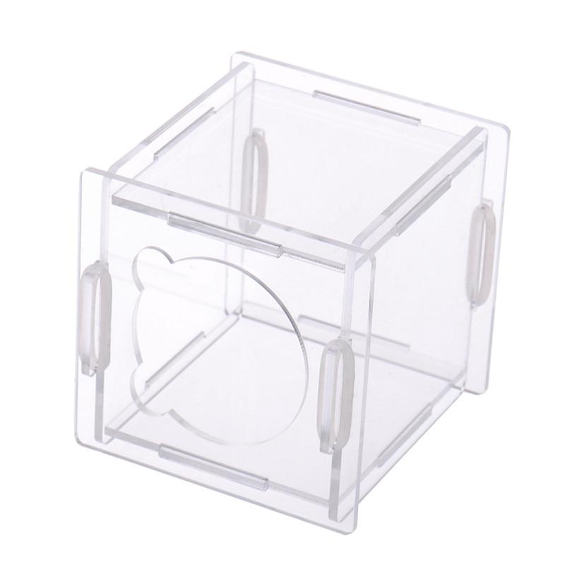 2017 Kafazë të Kafazëve të Re Portable Hamster Pet furnizojnë me - Produkte për kafshet shtëpiake - Foto 6