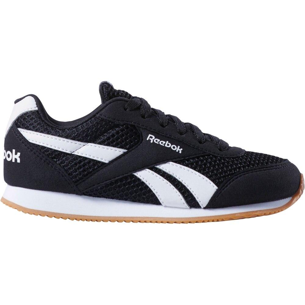 REEBOK Child shoes Unisex REEBOK ROYAL CLJOG, free and Time sportwear, Black