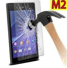 9H Screen Protector Tempered Glass sFor Sony Xperia M2 S50H D2302 D2303 D2305 D2306 Glass Film