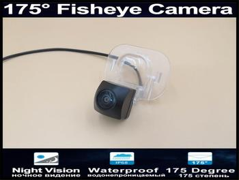 Car Rear view Camera 175 Degree 1080P Fisheye Lens Parking Reverse camera For Hyundai Verna Solaris Sedan Kia Forte