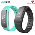 Pulseira inteligente i6 iwown hr heart rate monitor de fitness rastreador esporte fashion smartband pk mi band2 para android ios