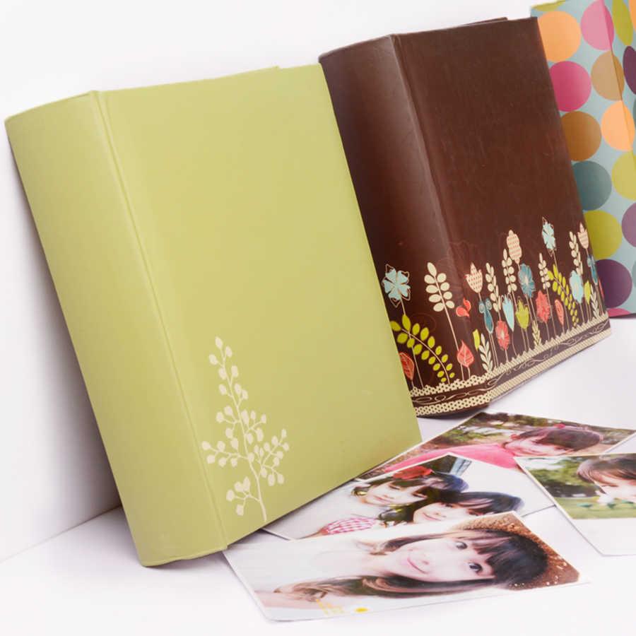 Large Family Photo Albums 200 Photos Self Adhesive Children Revelado Fotos Album Photo Casamento Organizer De Viajes ABY010