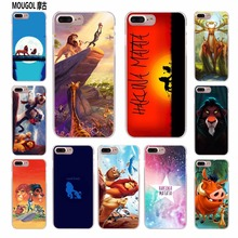 coque iphone x lion king