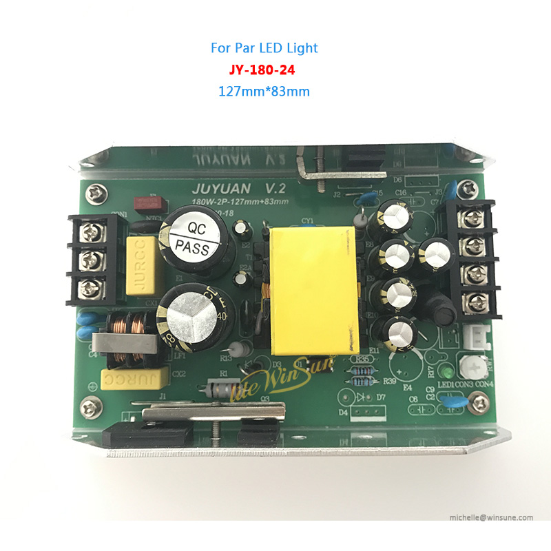 Image 3 - Litewinsune Freeship 150W 180W 200W DC24V 36V Switch Power Supply Board for LED Par DJ Stage LightingStage Lighting Effect   -