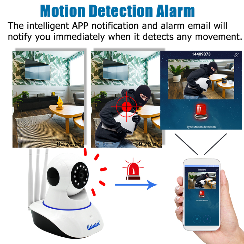 motion detection alarm222