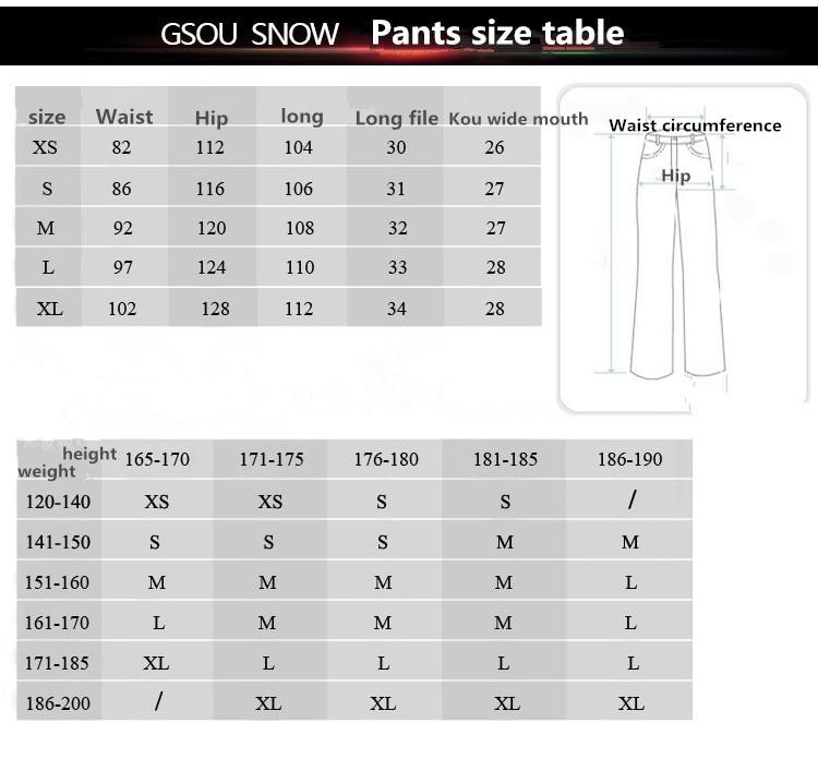 China pants ski Suppliers