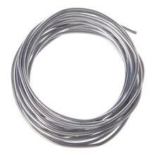 1/2/3/5 м 2,00 мм сварочная проволока с сердечником припой проволока для сварки конденсатор кондиционера низкая Температура Алюминий электрод