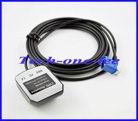 10pcs/lot GPS Antenna Fakra MFD2 RNS2 RNS 510 MFD3 RNS-E For VW Skoda For Benz For Audi RG174 3M