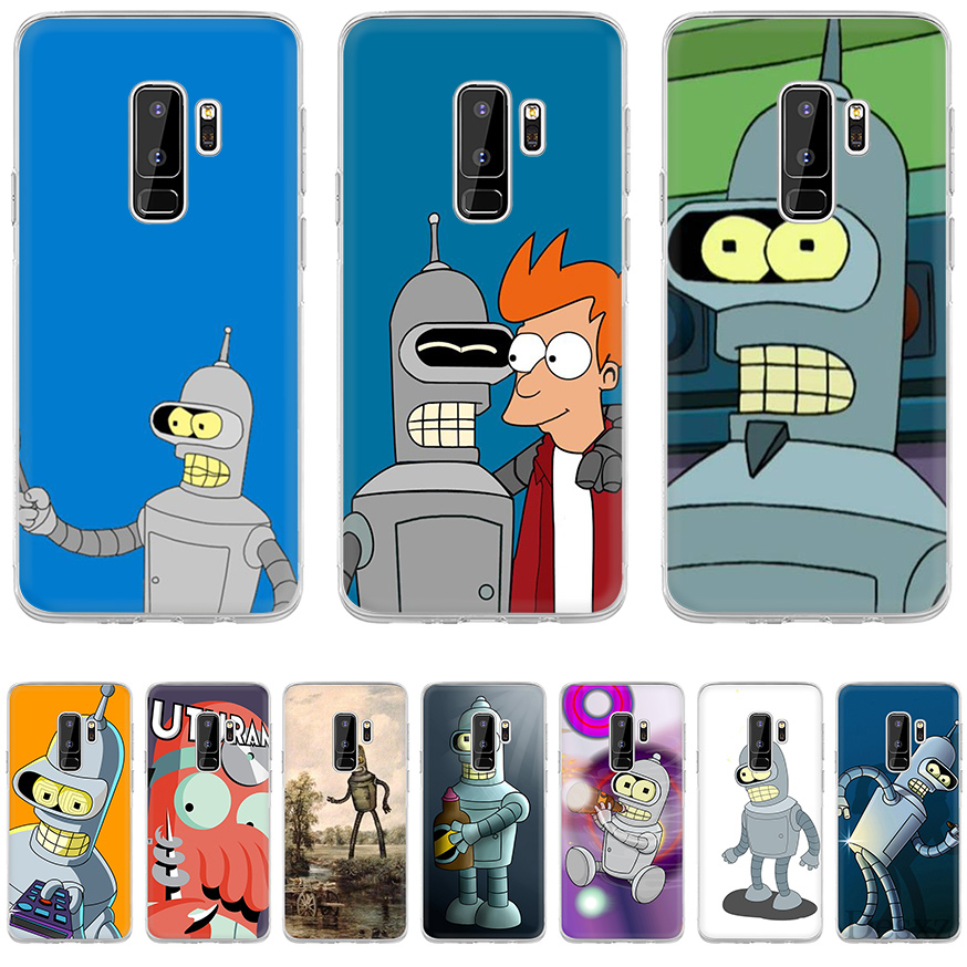Gerleek Futurama Weiche <font><b>Silikon</b></font> Back Phone <font><b>Case</b></font> For <font><b>Samsung</b></font> <font><b>Galaxy</b></font> J1 J2 <font><b>J7</b></font> J5 J6 J3 Prime Hard Cover Protection image