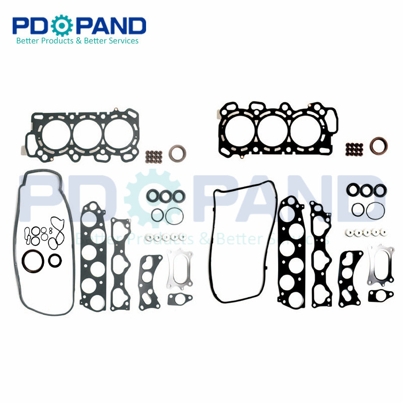 Overhaul Gasket Kit 06110 R70 A00 for Honda Acura RDX Pilot Odyssey Accord 3.5L 3471cc
