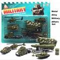 3 Set/lote 1: 64 Mini Coche de Aleación De coches De Juguete Diecast Metal Vehículos Militares Blindados Dinky Modelos de Juguetes Para Los Niños Brinquedos Juguete