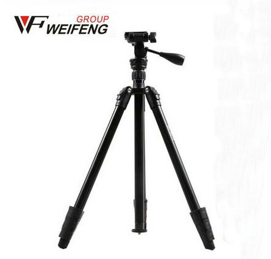 NEW WF6012 Camera Tripod Portable Unipod Monopod + bag For Camera Nikon Sony Canon Samsung Russia Brazil FREE SHIPPING