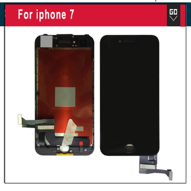 AAA LCD For Apple for iPhone7 LCD Display With Touch Screen Digitizer Assembly for iphone 7 plus