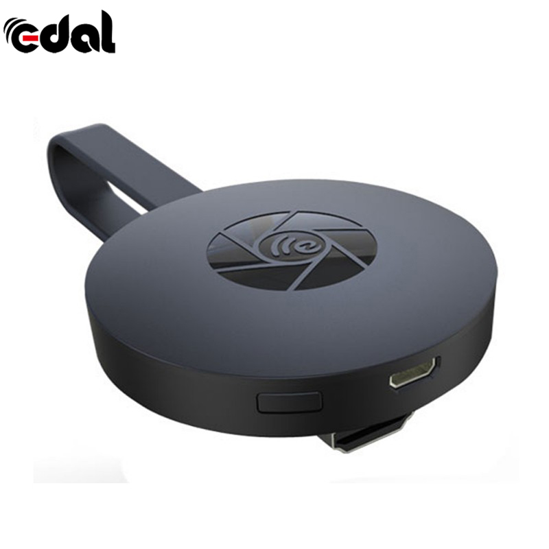 EDAL 1080 p Android Drahtlose WiFi Display TV Dongle Empfänger TV Stick Airplay Media Streamer Adapter Für Google Chrome 2