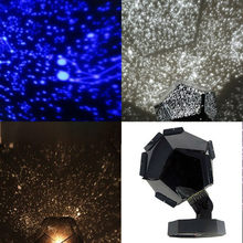 2019 hot nieuwe producten Romantische Planetarium Star Projector Cosmos Light Night Sky Lamp Accessoires decoratie thuis tool(China)