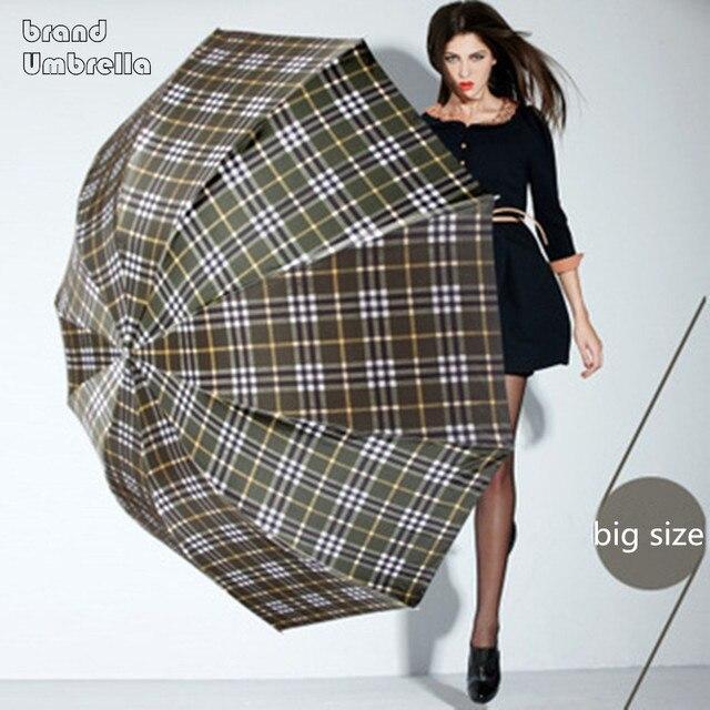 Зонтик от солнца и дождя в английском стиле, унисекс