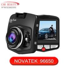 100% Original Novatek 96650 DVR Full HD 1080 P Dash Cam noche visión Coche DVR Mini Cámara Del Coche de 170 de ancho Auto Dvr negro caja