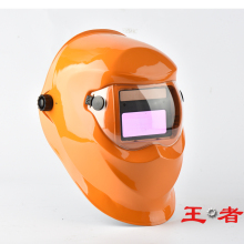 Top Quality Auto darkening welding helmet electric Solar welding hood masks tig,mig , arc welding face shields distributor