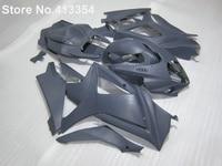 high quality fairings for Suzuki GSXR 1000 07 08 grey bodywork fairing kit GSXR1000 2007 2008 RY45