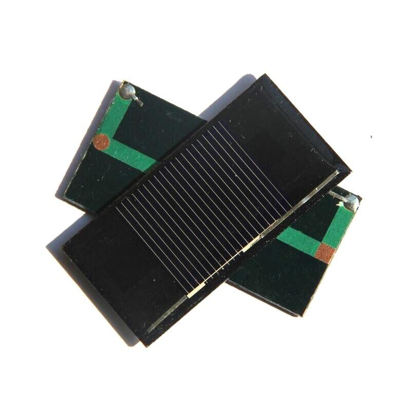 300mA BUHESHUI Mini 0.5 v Painel Solar