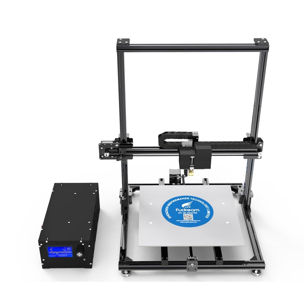 Высокое качество 3D-принтеры машины Fudream IM-3040 плюс 3D-принтеры 310*310*410 мм для домашнего использования и школы печати