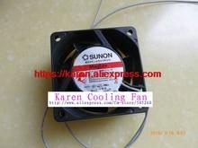 New Original SUNON MA2062-HVL.GN 60*60*25MM 6cm 220V Cooling fan MA2062-HVL