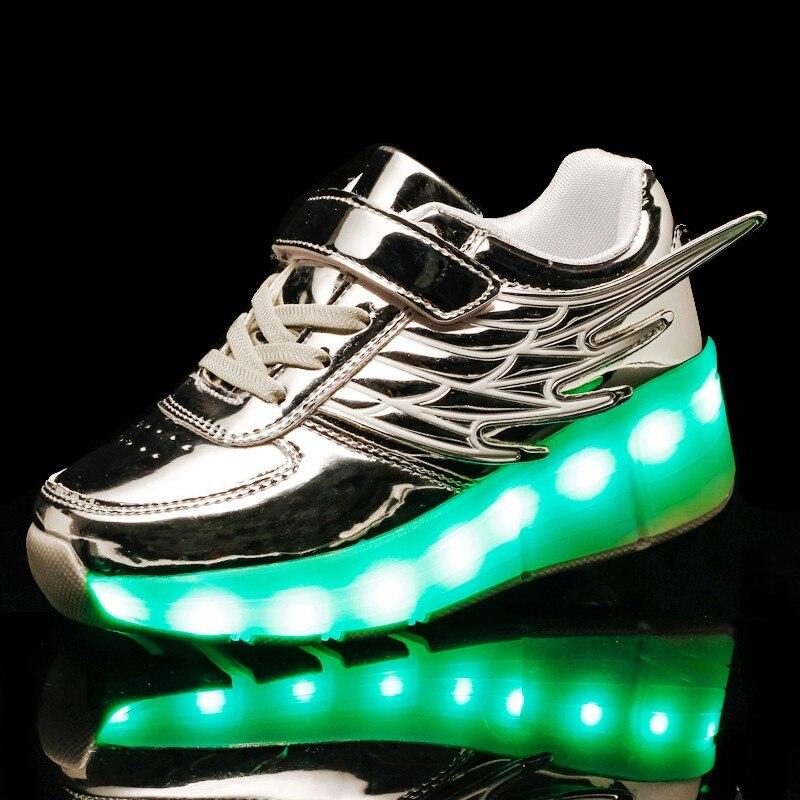 com rodas sobre led luz esportes roller 02