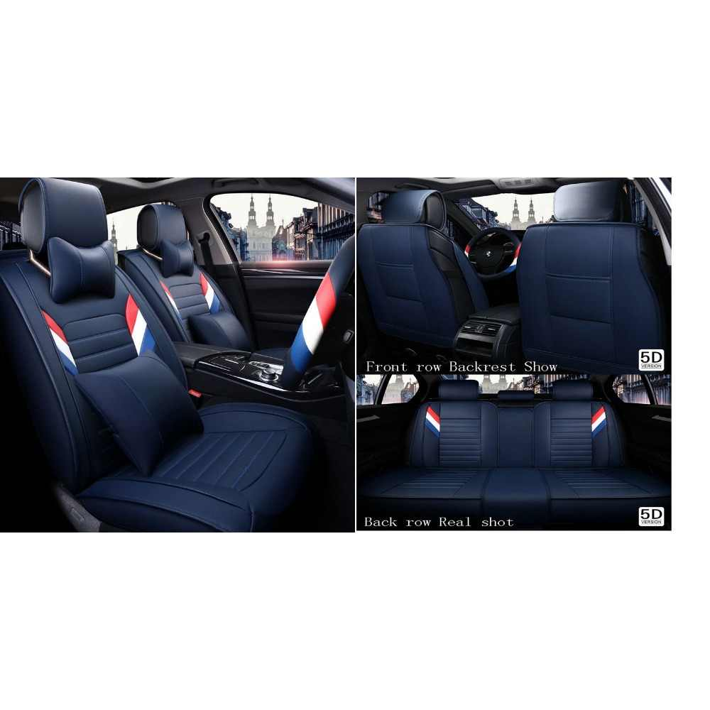 small resolution of  leather universal car seat cover for saab 9 3 9 5 900 9000 seat