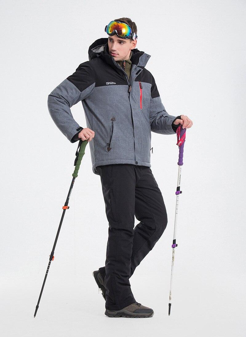 Nova Calça De Esqui Para Os Homens