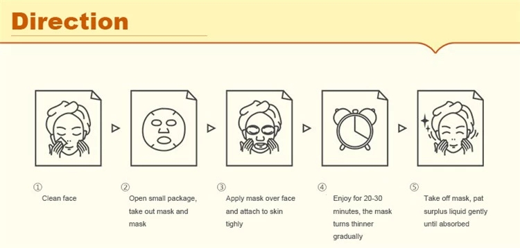 HTB1TSk3X4 rK1RkHFqDq6yJAFXa8 - 24K Gold Collagen Face Mask Crystal Gold Collagen Facial Masks