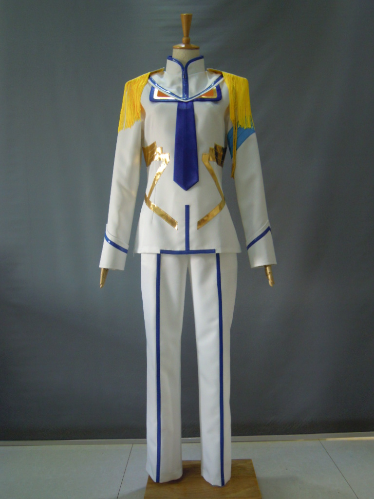 Can be tailored Free post Anime KILL LA KILL cosplay Halloween Sexual transfer Satsuki Kiryuin Uninsex