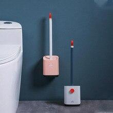 Floor Standing Wall Mounted Base Toilet Brush Long Handled C