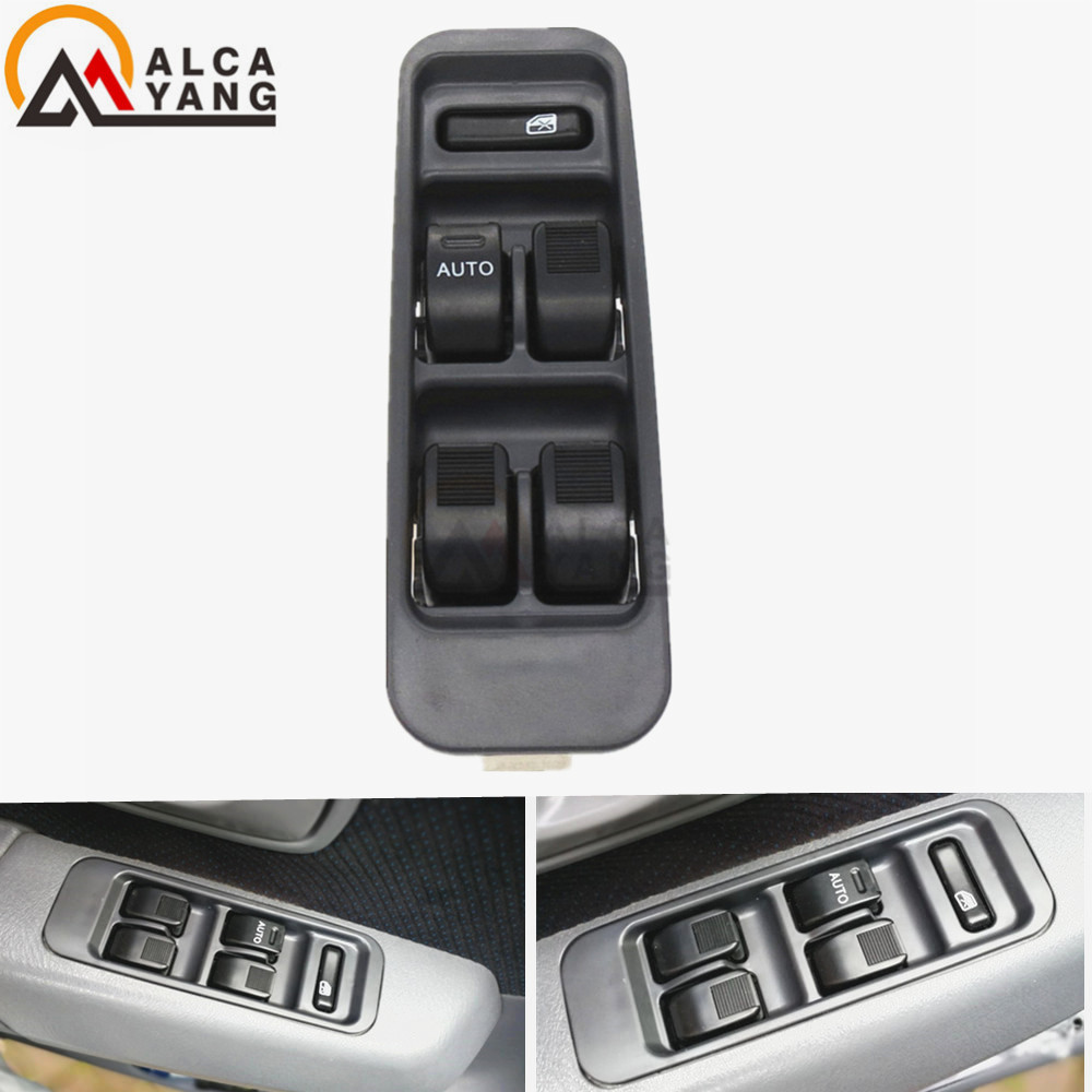 For Daihatsu Sirion 98-01 OS Terios YRV Right & Left Hand Driver Power Master Window Switch Eletric Control Switches 84820-97201 new power window switch for toyota avensis 84820 05100 8482005100 driver side window control switch