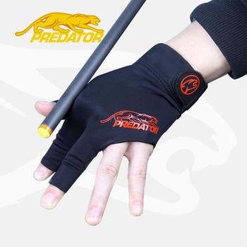 Billiard Glove Left-Glove Human Engineering Design Pool Billiard Snooker High-Grade Billiard Glove 3-Finger Professional Glove