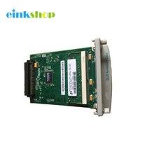 цена на einkshop GL2 Accessory Card Fit For HP C7772A Designjet 500 500 plus mono Formatter Board Card C7776-60151 C7776-60002