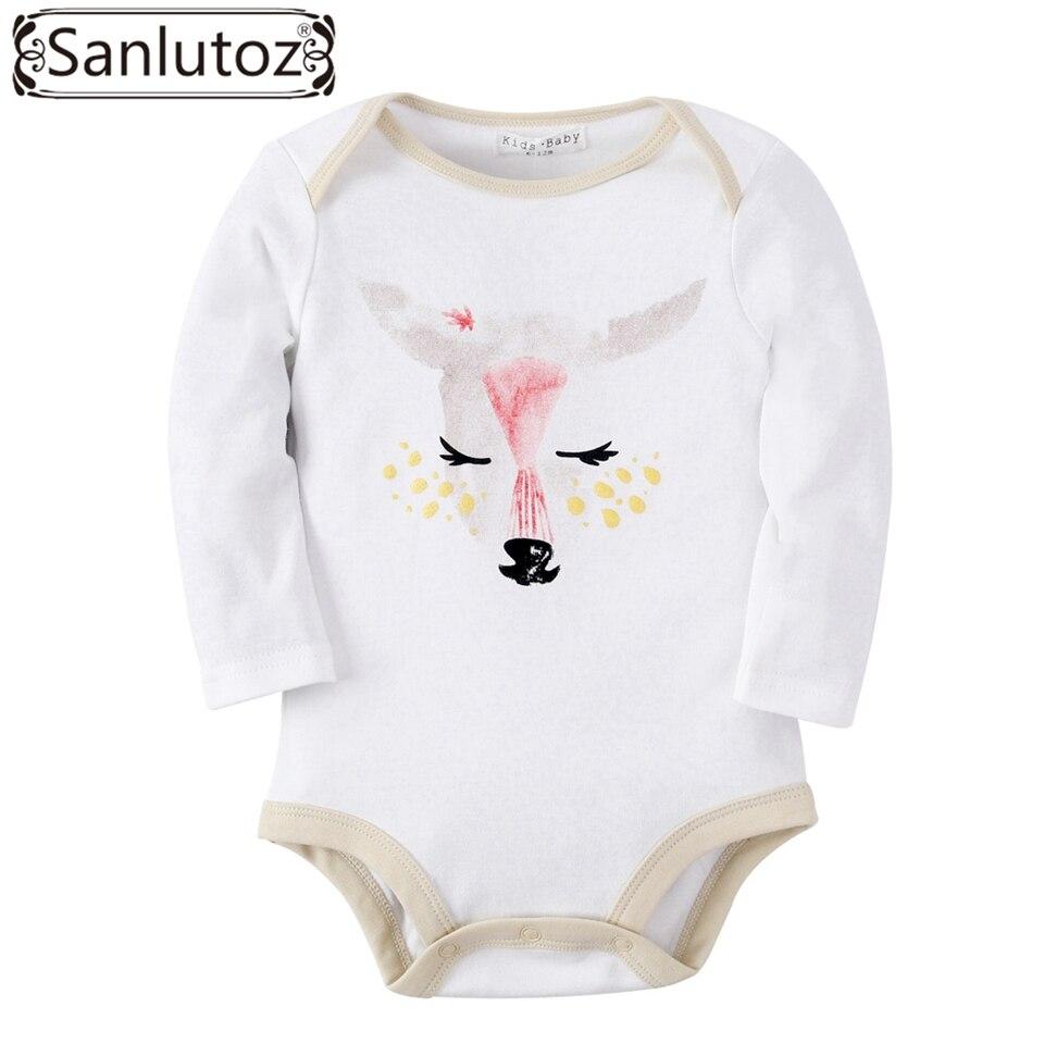 っSanlutoz Baby Romper Girl Cute ᗐ Baby Baby Clothes