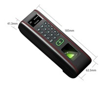 ZK TF1700 Fingerprint Access Control With Free Software ID Card & Fingerprint access control Terminal Support Spanish Language