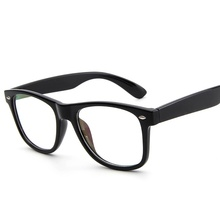 SOLO TU New Classical Superstar Style Rivet Eyewear Frame Men Women Optical Eyeglasses Computer Glasses Spectacle Frames Oculos
