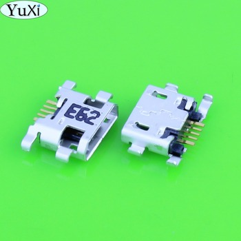 YuXi For Huawei Ascend Honor 6 Honor6 Micro USB Charging Port jack Connector Plug Socket Dock Repair Part image