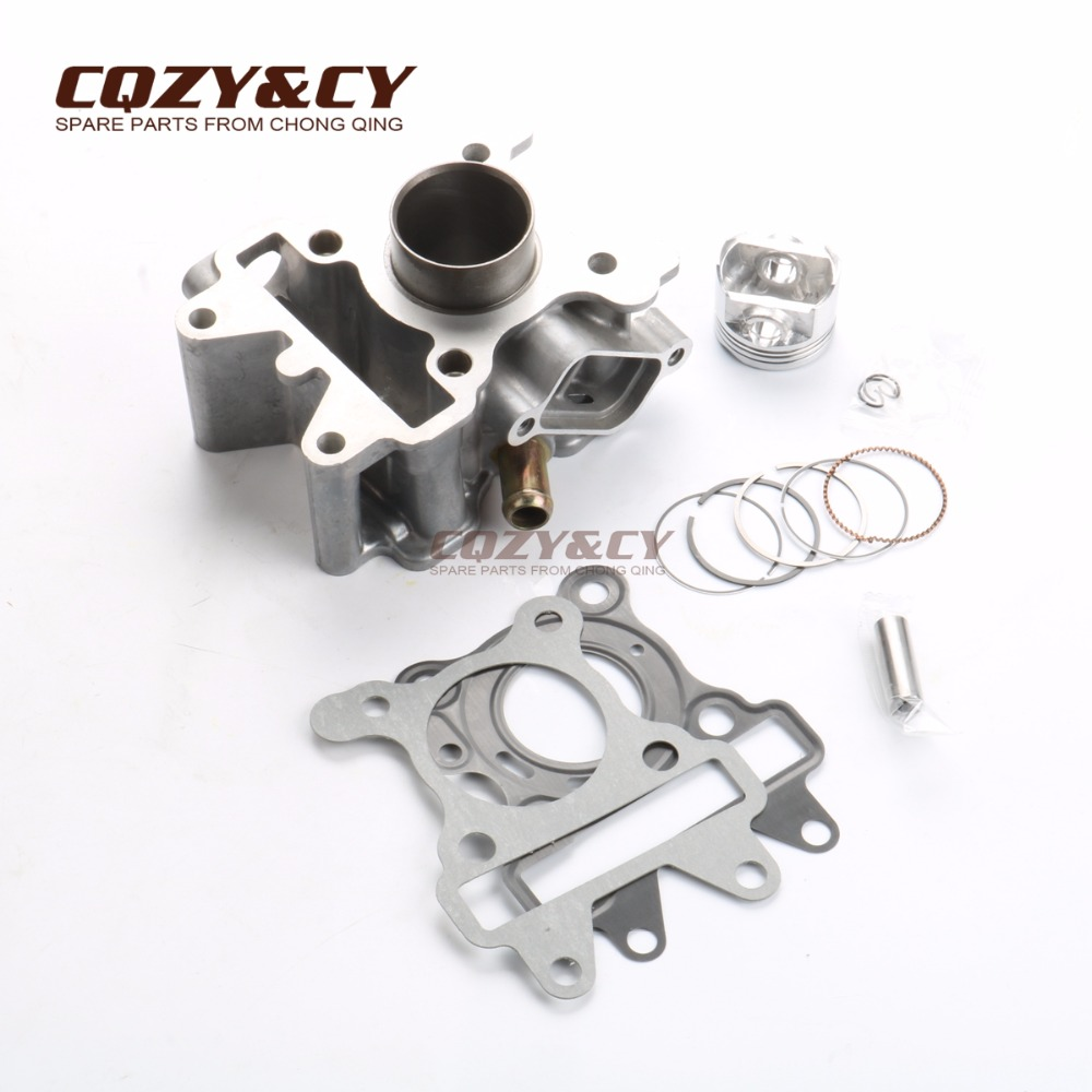 Yamaha 4 Cylinder Motorcycle Engine: 38mm Cylinder Kit For Yamaha MBK Aerox Neos Neo's Ovetto