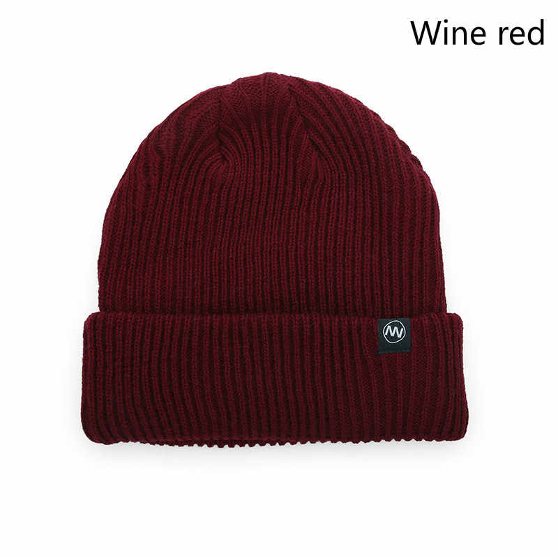 Kore Örme Dağcılık Şapka kayak şapkası Akrilik Şapka Rüzgar Geçirmez Soğuk Dayanıklı Şapka Unisex Için