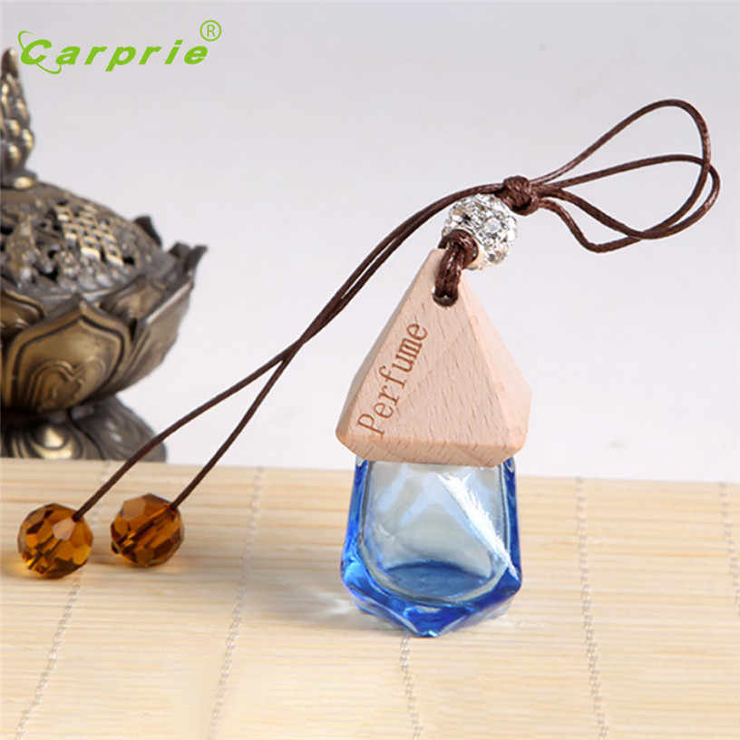 2019  Hot Selling NEW Air Freshener Car Perfume Hanging Printed Fragrance Diffuser Bottle Gift Aug 2