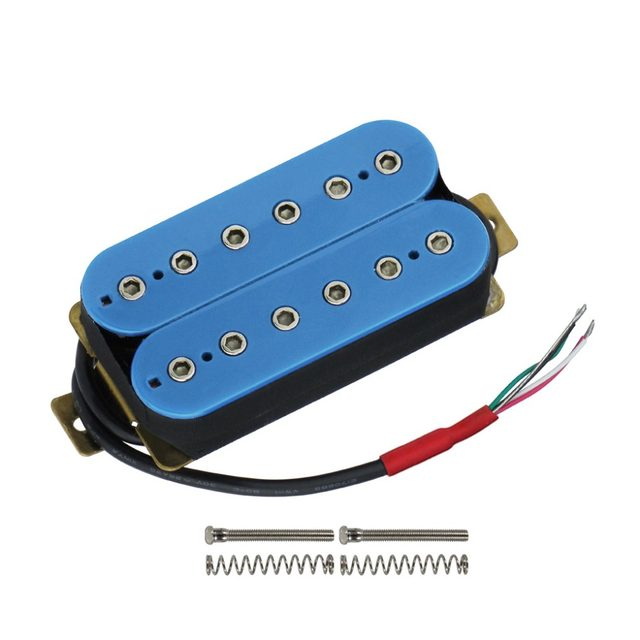 Online Shop FLEOR 1PCS Electric Guitar Double Coil Humbucker Pickup ...