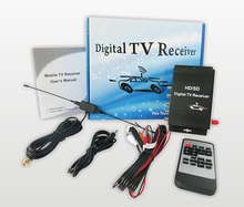 Hot sell car ones eg receiver for USB ATSC USA digital TV receiver Android digital car tuner four way box M-488X free shipping